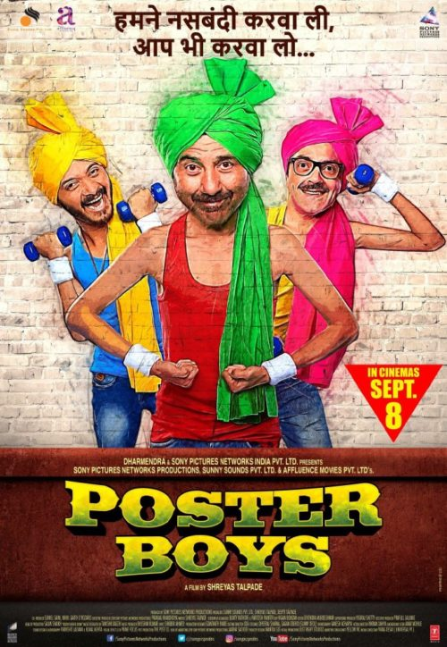 Poster Boys Full Movie Download Free 720p - Free Movies Download