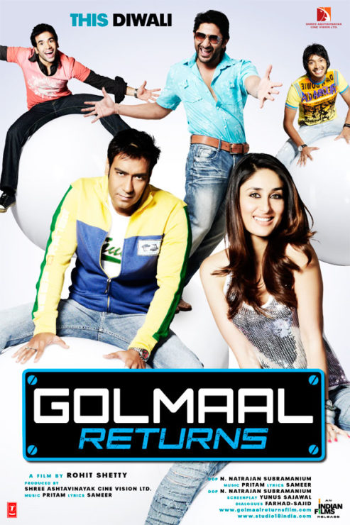 Golmaal Returns Full Movie Download Free 720p - Free Movies Download