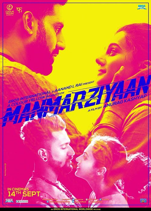 Manmarziyaan Full Movie Download Free 720p BluRay - Free Movies Download