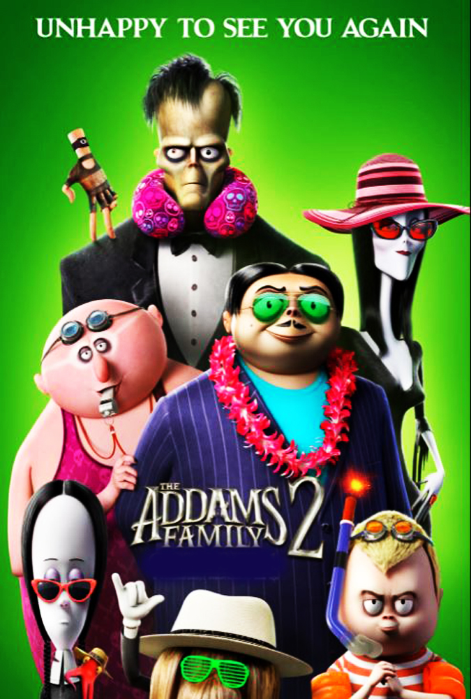 The Addams Family 2 Movie Free Download 720p