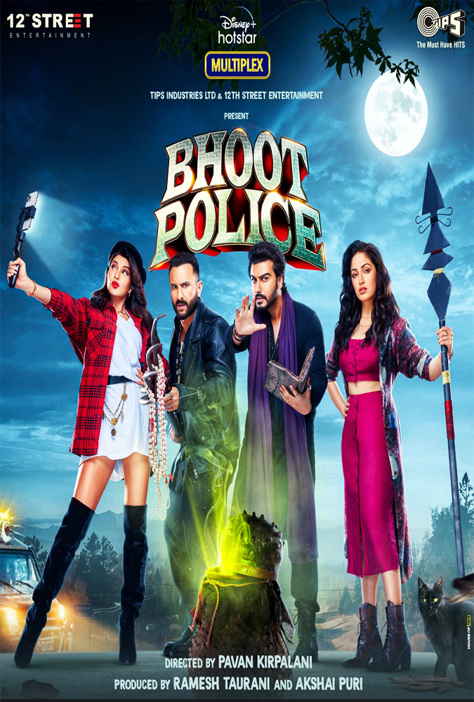 Bhoot Police Movie Free Download 720p