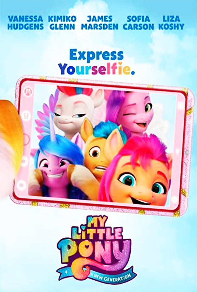 My Little Pony A New Generation Movie Free Download 720p
