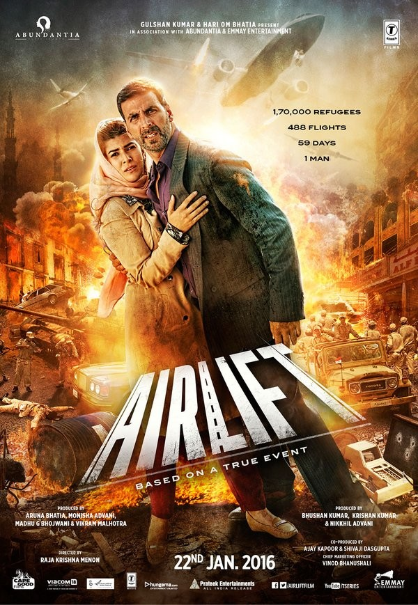 Airlift Full Movie Download Free DvDRip - Free Movies Download