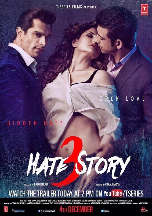 Hate Story 3 Full Movie Download Free DvDRip - Free Movies Download