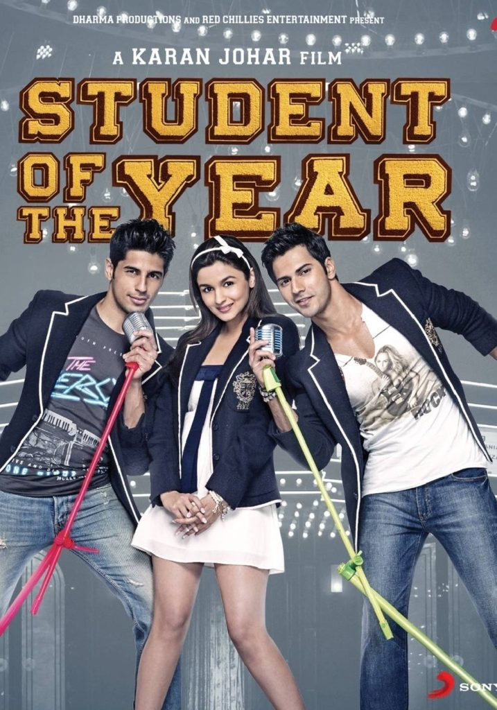 Student Of The Year Full Movie Download Free 720p - Free Movies Download
