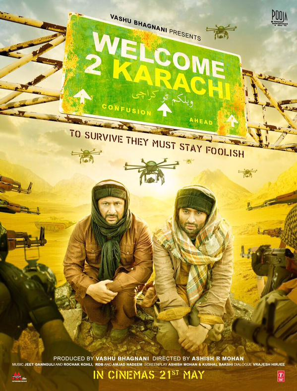 Welcome To Karachi Full Movie Download Free 720p