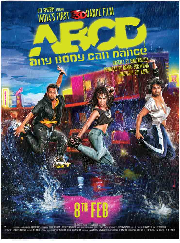 ABCD Any Body Can Dance Full Movie Download Free 720p