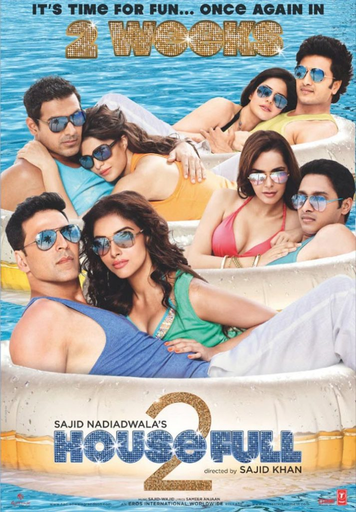 Housefull 2 Full Movie Download Free 720p - Free Movies Download