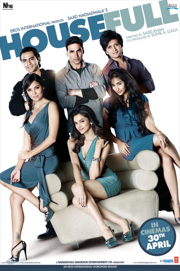 Housefull Full Movie Download Free 720p - Free Movies Download