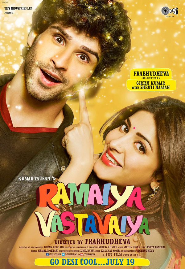 Ramaiya Vastavaiya Full Movie Download Free 720p - Free Movies Download